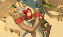 Angry Birds VR Isle of Pigs PSVR