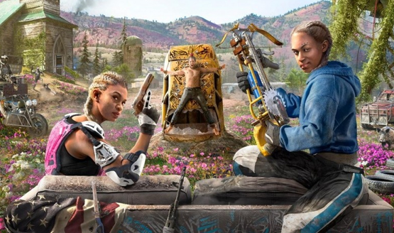 Far Cry New Dawn RPG Elements