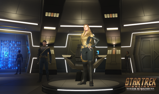 Star Trek Online Mirror of Discovery Announced as Newest Update