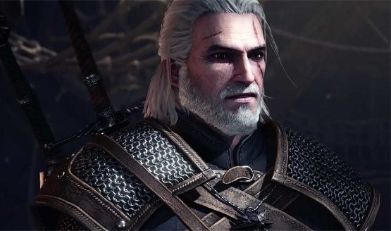 Hunt a Mysterious Creature as The Witcher in Monster Hunter: World, Earn Special Items