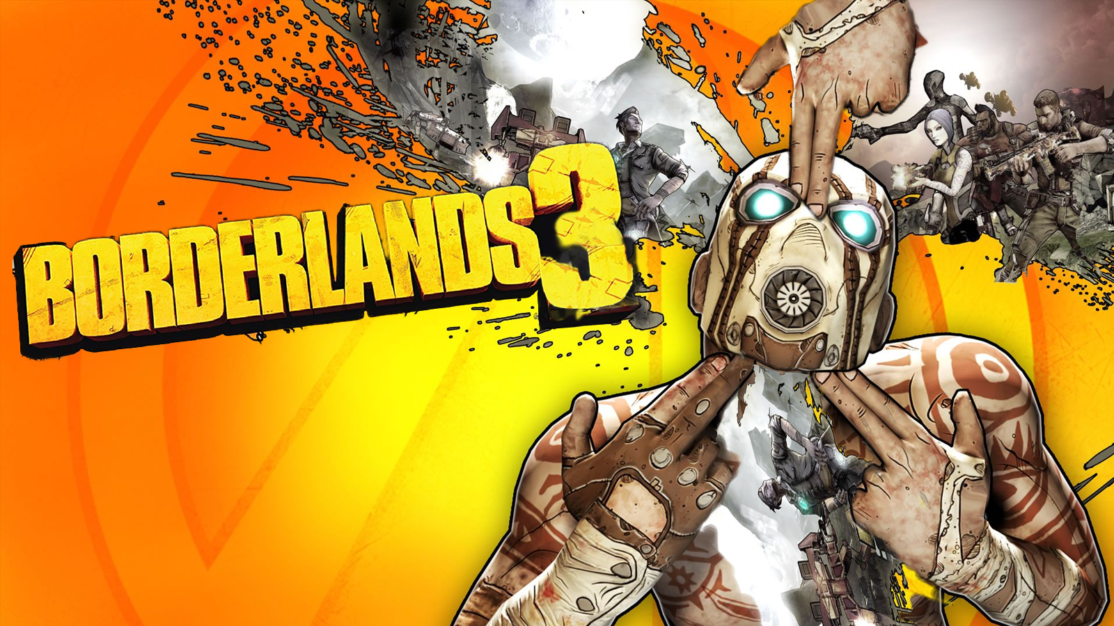 Borderlands 3 daily reaction