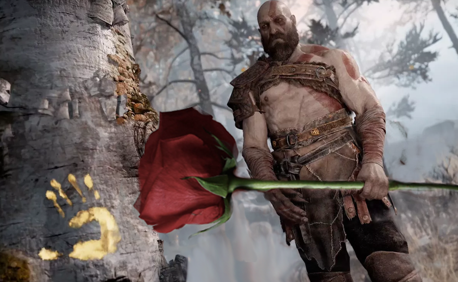 Daily Reaction God of War Hat whats in a name title
