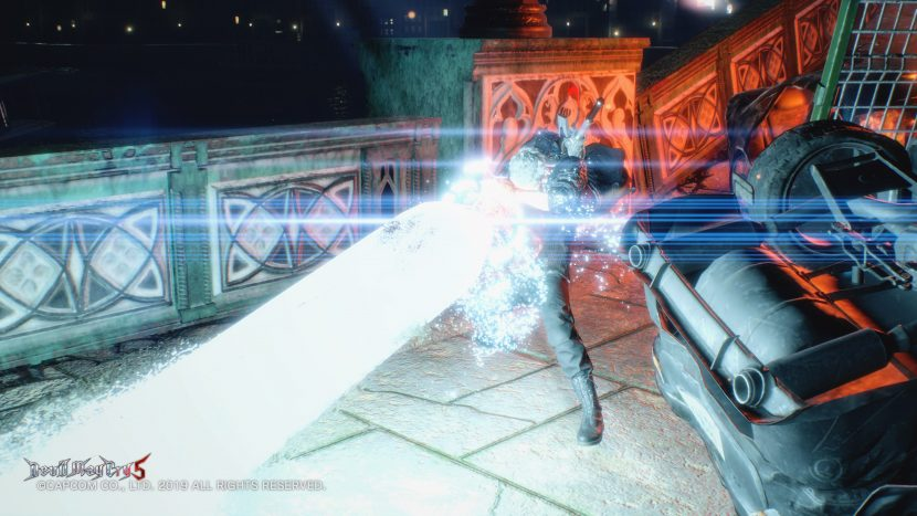 Devil May Cry 5 upgrade