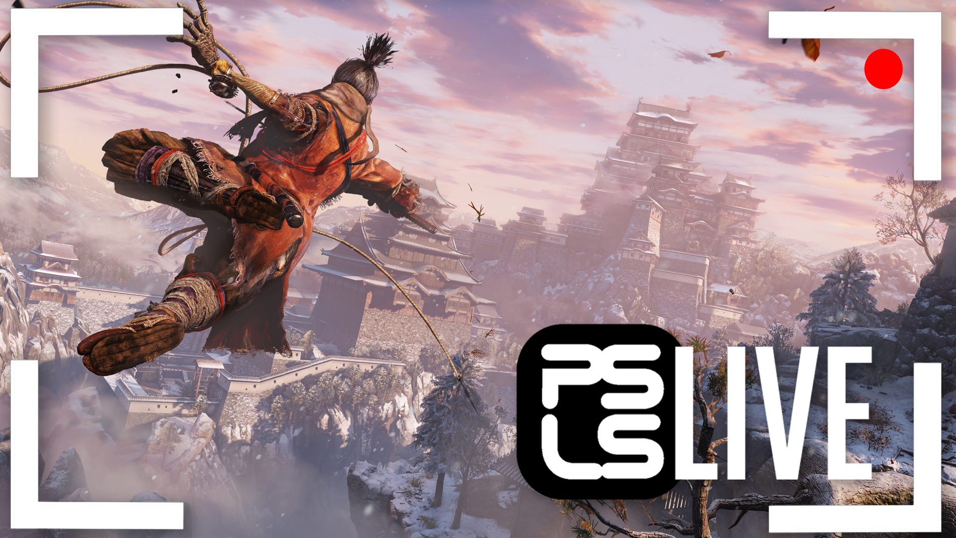 PSLS Live sekiro shadows die twice live stream 1