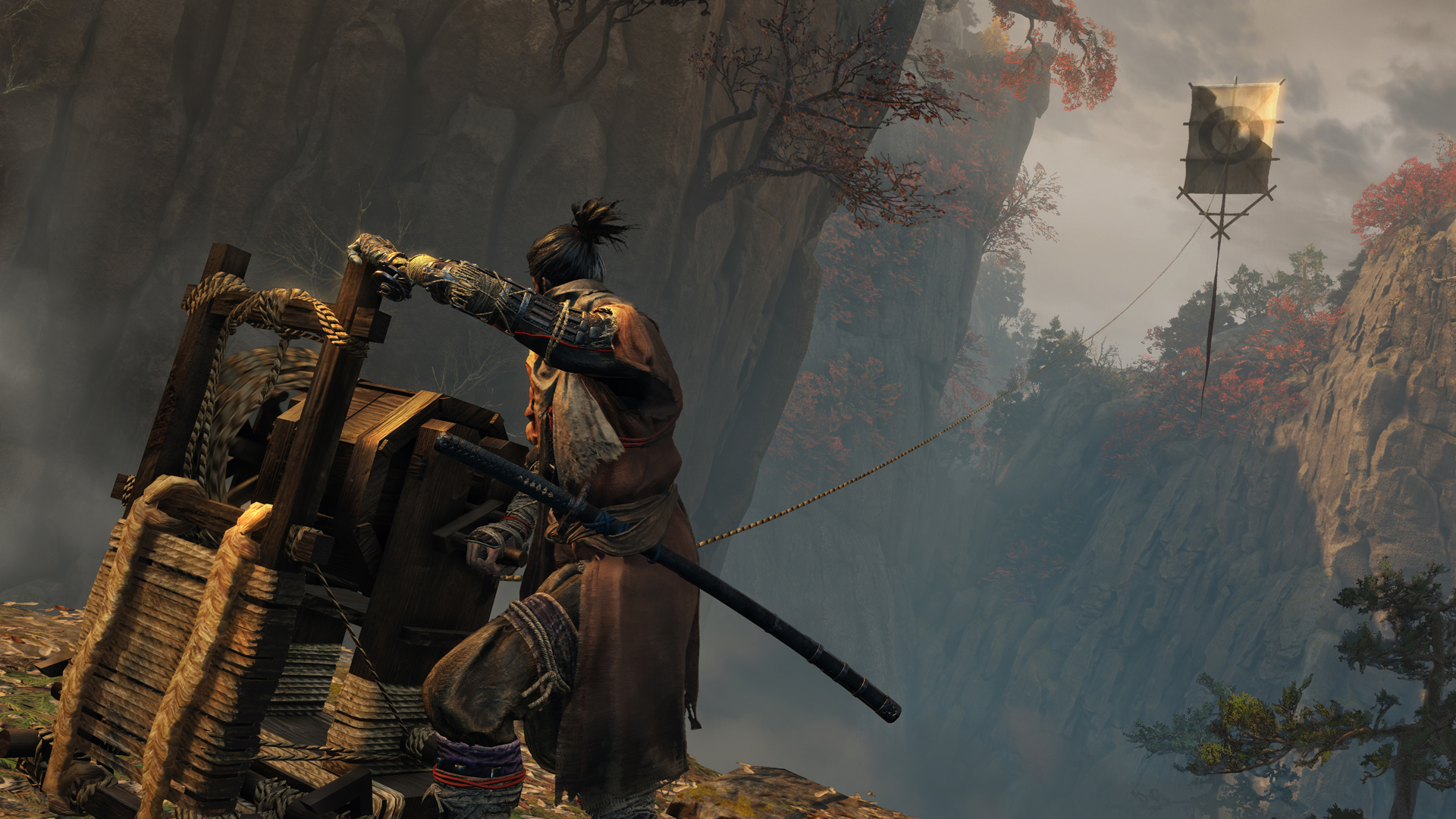 Sekiro Shadows Die Twice preview hands on