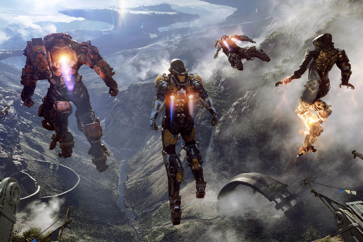 Anthem Is Reportedly Bricking PS4 Consoles and Causing Other Issues