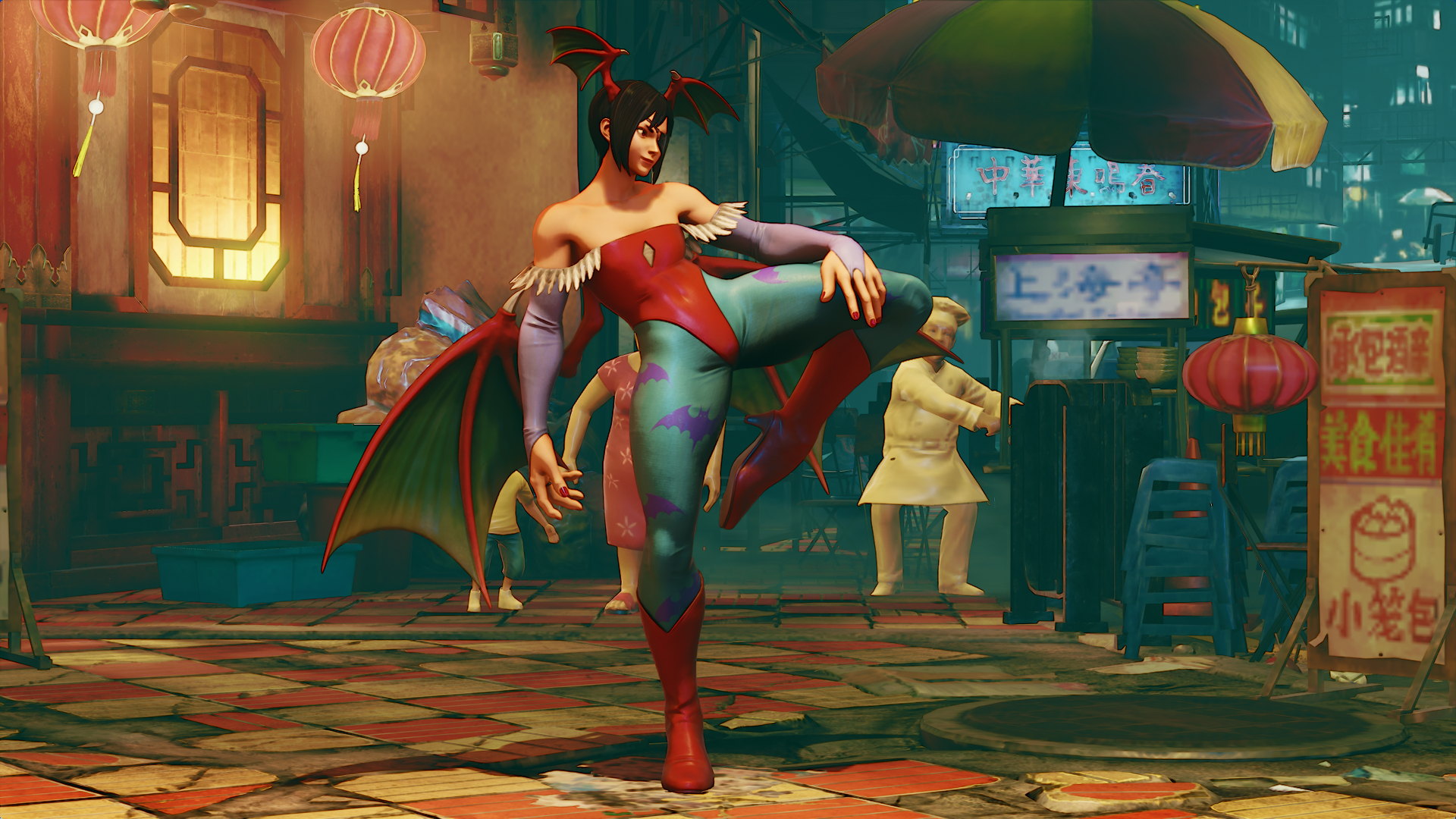 street fighter 5 costumes