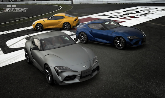 The New Supra and More Are in the March 2019 GT Sport Update