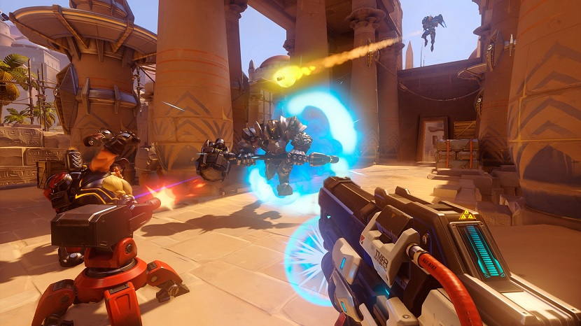 Overwatch endorsement system causes 40% drop in negative behaviour