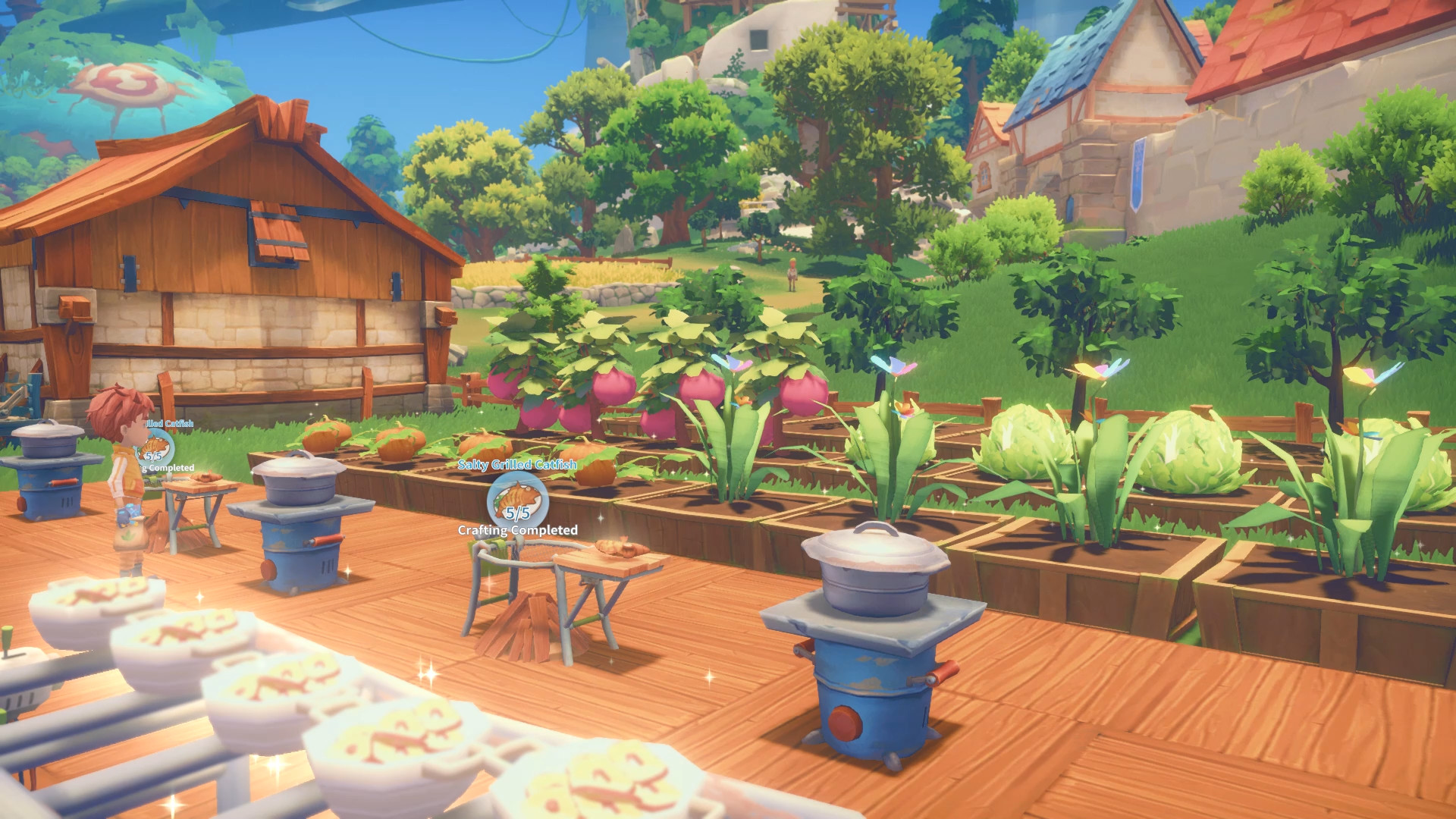 my time at portia release date