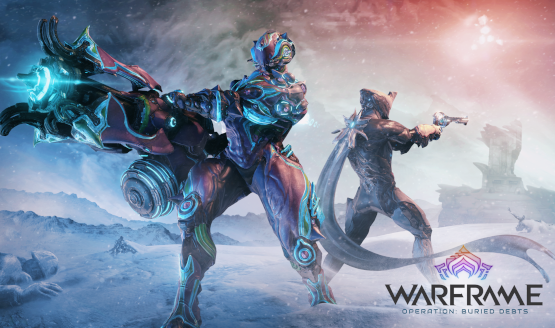 Warframe Operation Buried Debts PS4 Update Debuts