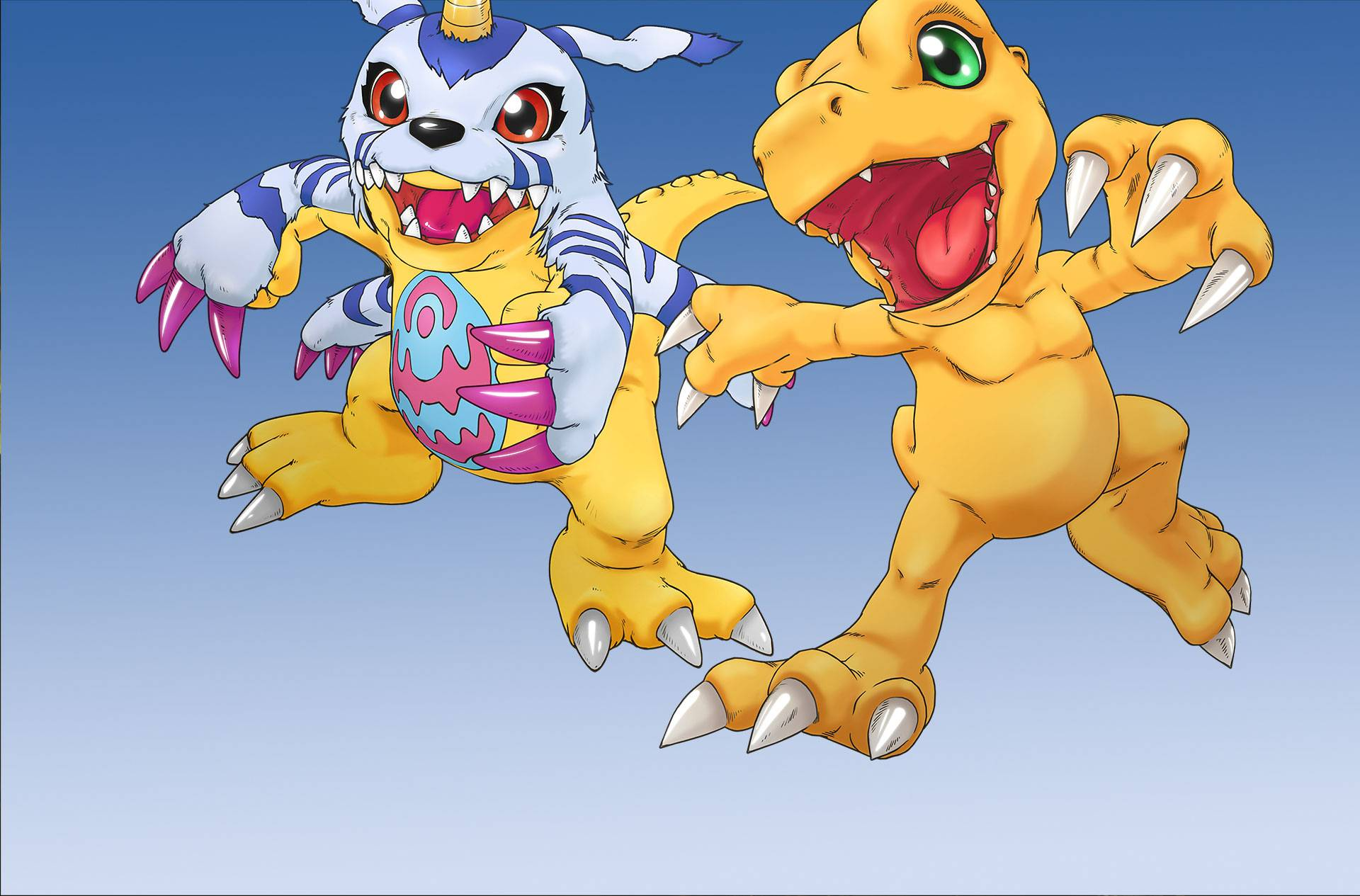 V-Jump Might Be Teasing New Digimon Game Announcement