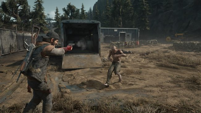 Days Gone Attention To Detail Is Amazing