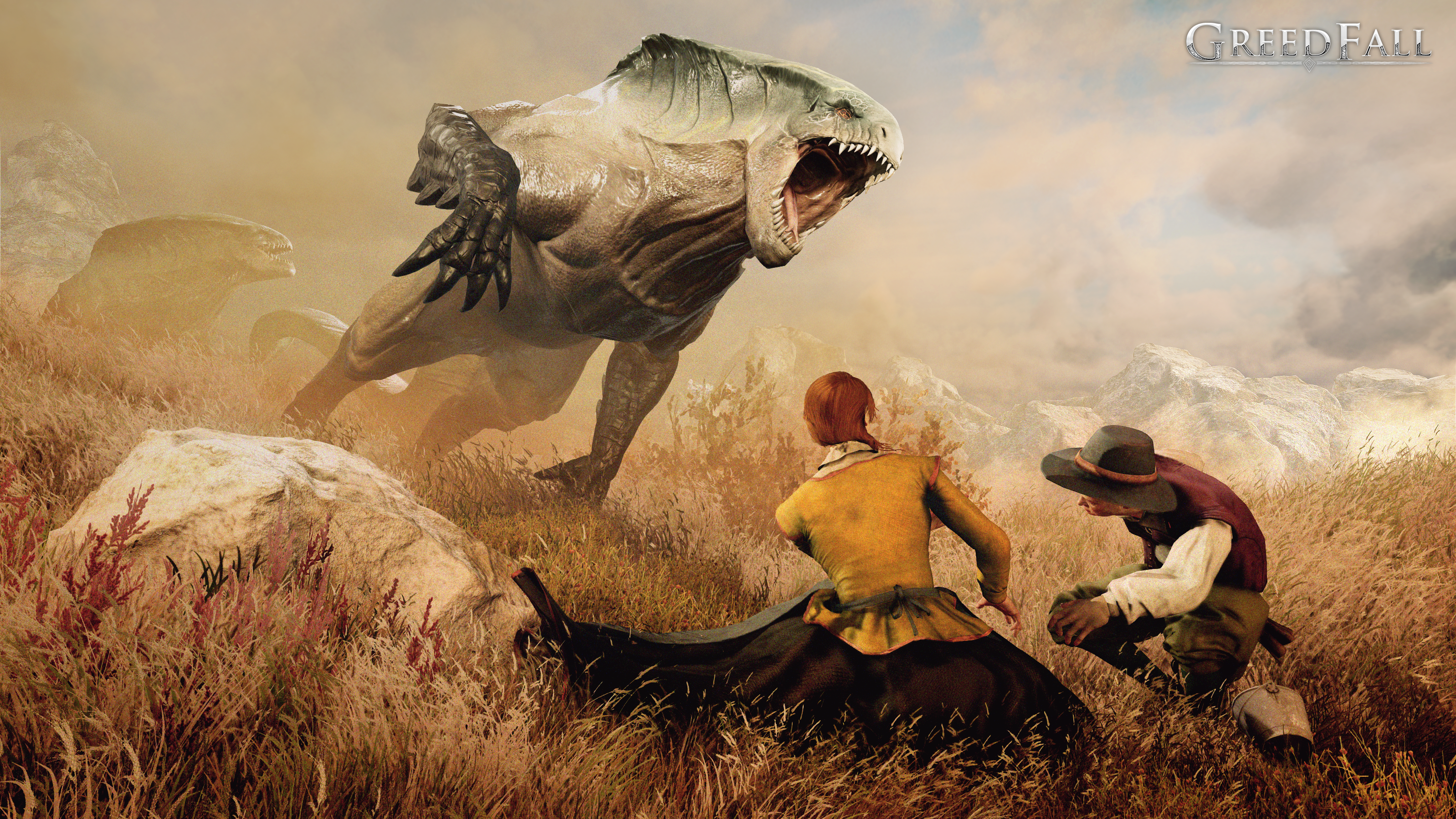 Greedfall Preview - A Healthy Mix of Assassin's Creed and Dragon Age