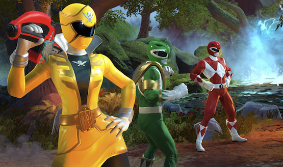 Power Rangers Battle for the Grid Free DLC