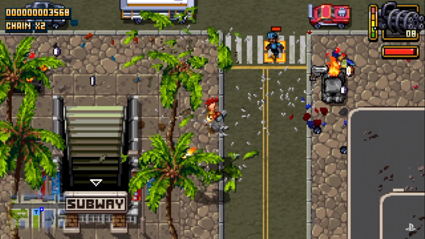 Shakedown Hawaii Gets PS4, Vita Release Date