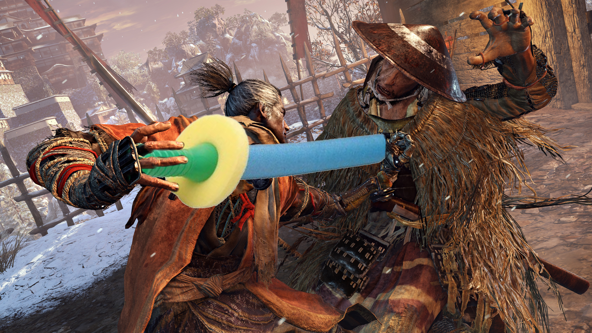 Sekiro easy mode difficulty accessibility