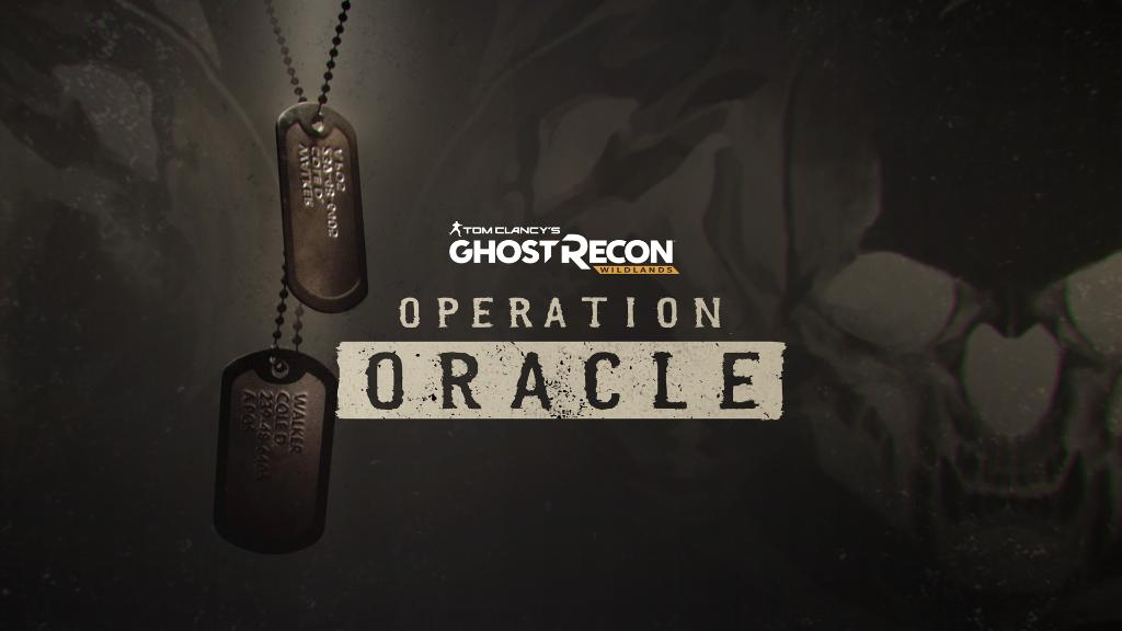Ghost Recon Wildlands Operation Oracle Teased