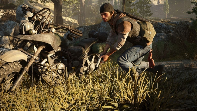 days gone file size