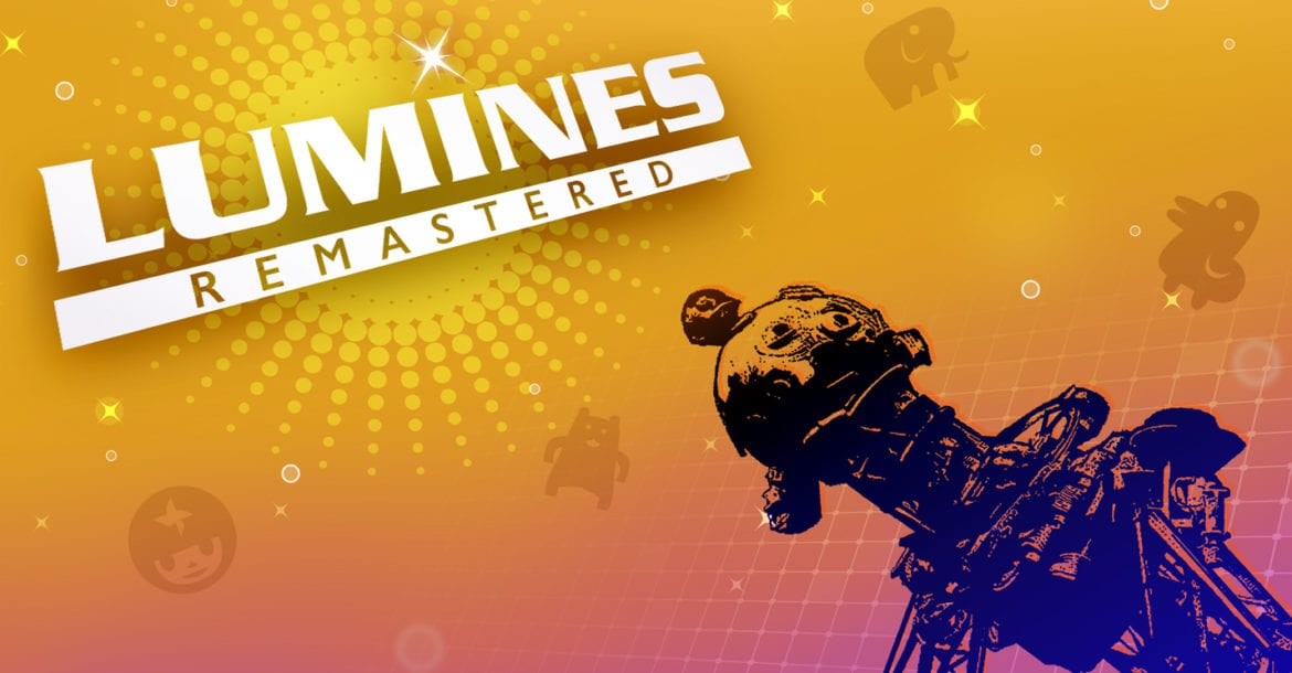 Lumines Remastered Physical