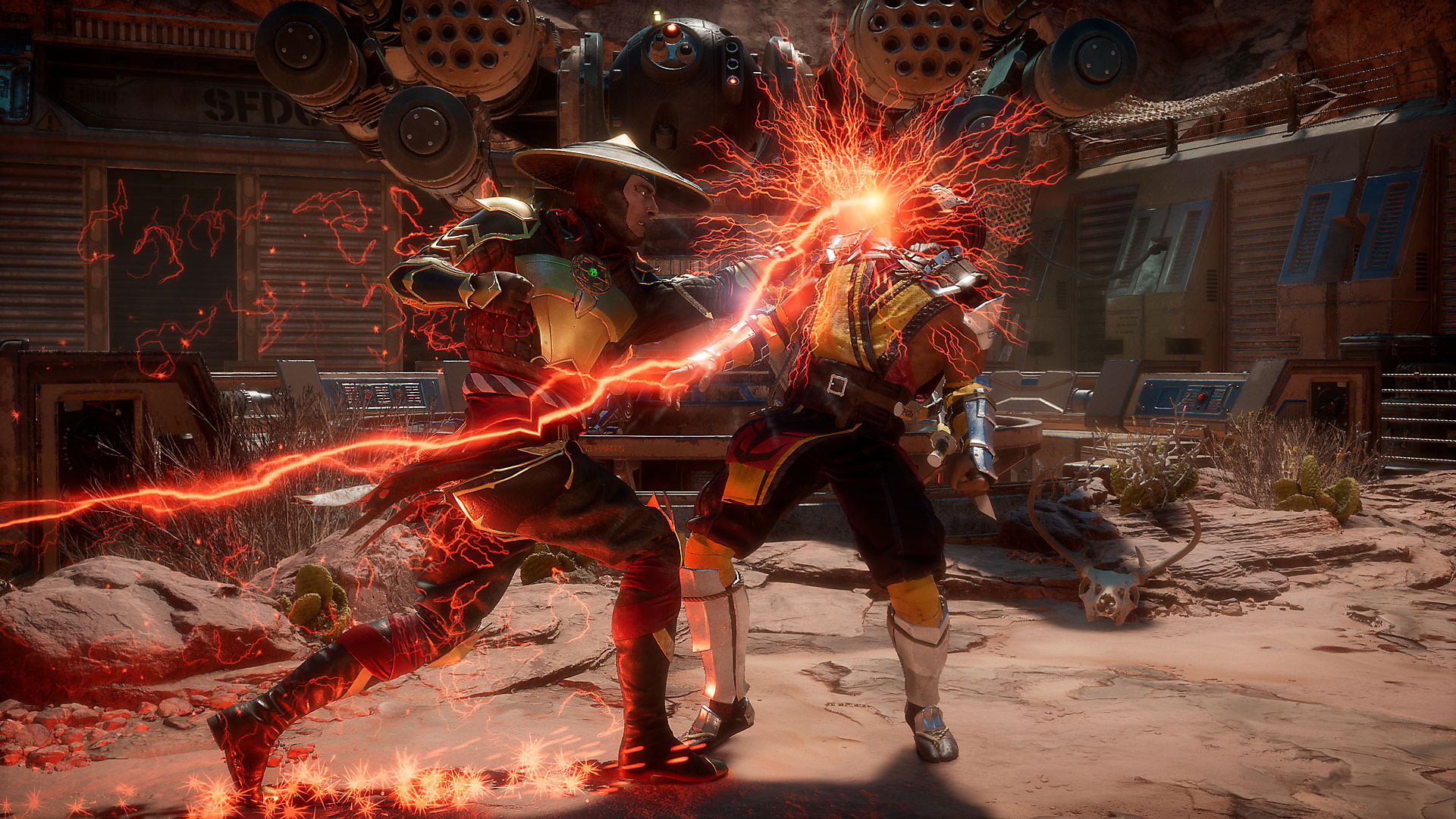 Mortal Kombat Studio, NetherRealm, Is Investigating Claims of Toxic Work Conditions - PlayStation LifeStyle