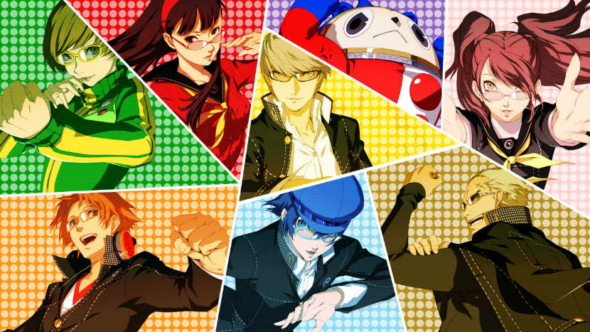 Dating everyone persona 4
