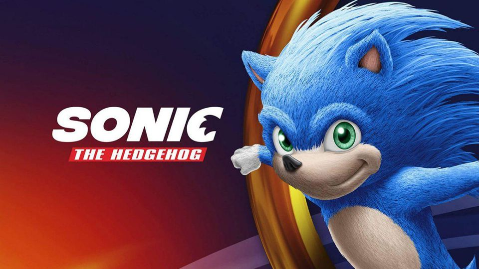 The Live-Action Sonic the Hedgehog Trailer Is All Over the Place