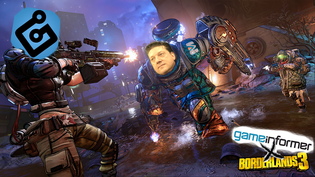 Borderlands 3 microtransactions randy pitchford game informer