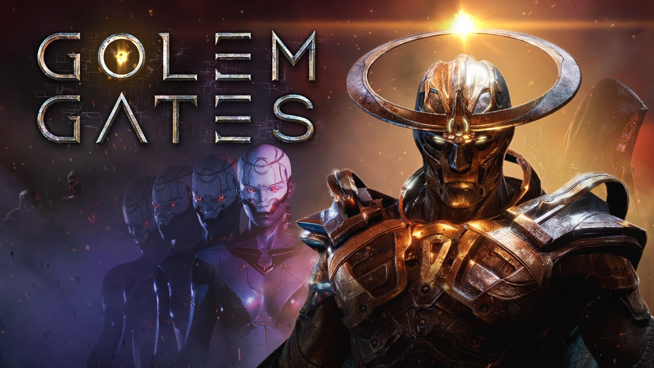 Golem Gates Will Shuffle Onto the PS4 Before May Ends