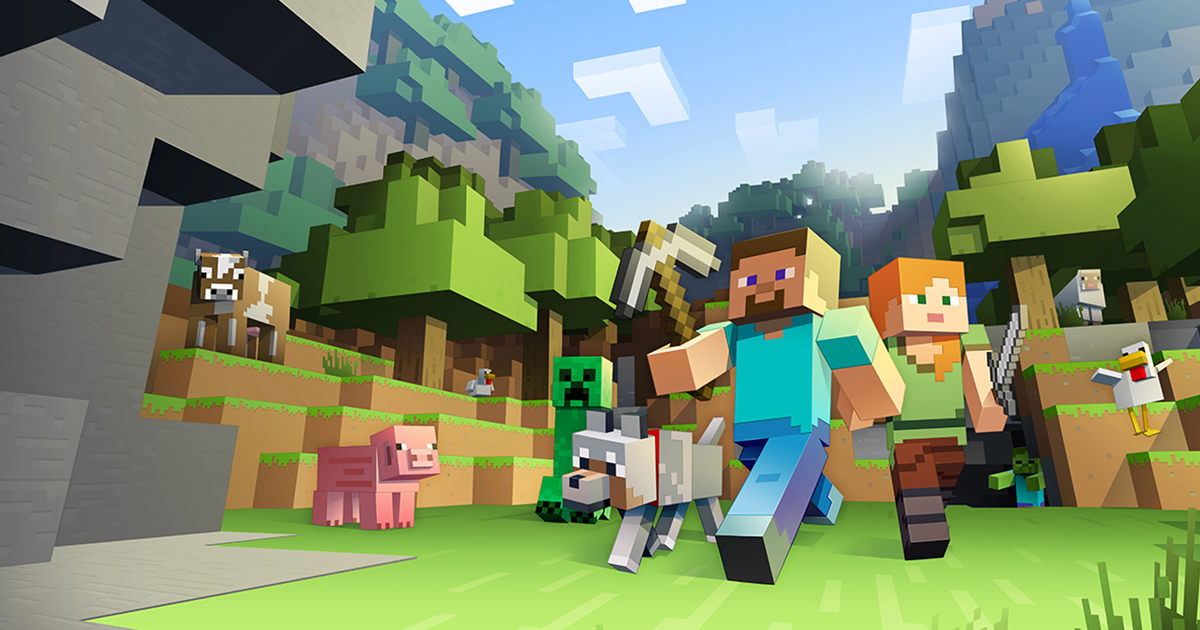 Minecraft is the Best Selling Game of All Time