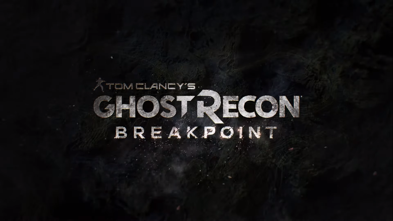 Ubisoft Announces Ghost Recon: Breakpoint