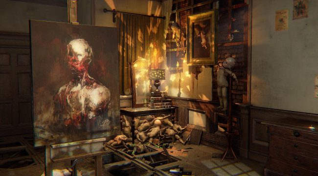 Bloober Team layers of fear 1