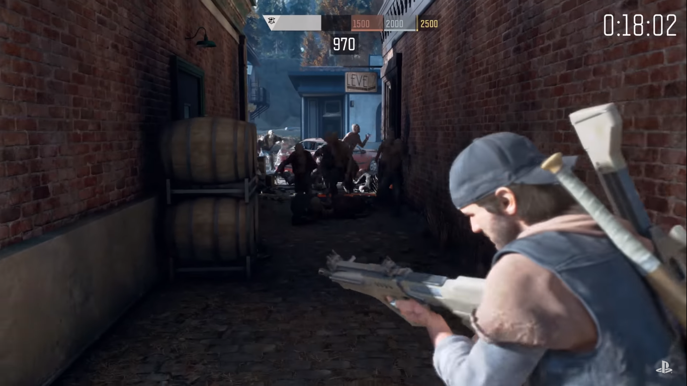 Days Gone Update Adds New Character and Bike Skins, Challenges, More