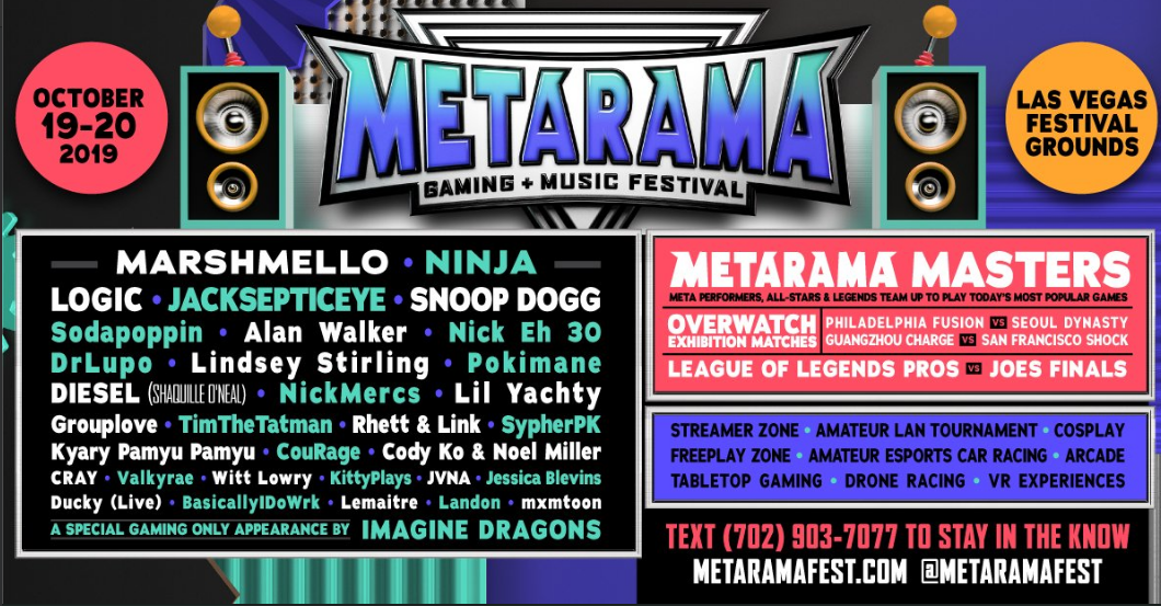 Metarama Festival Has Its Dates Announced