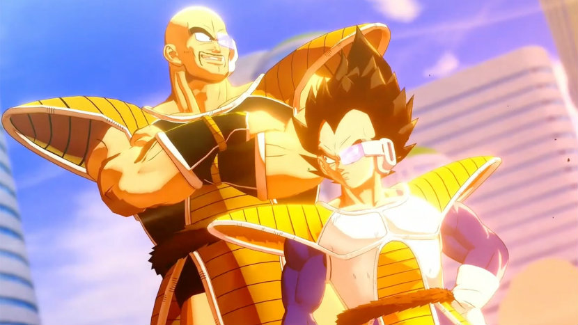 dragon ball z kakarot announced