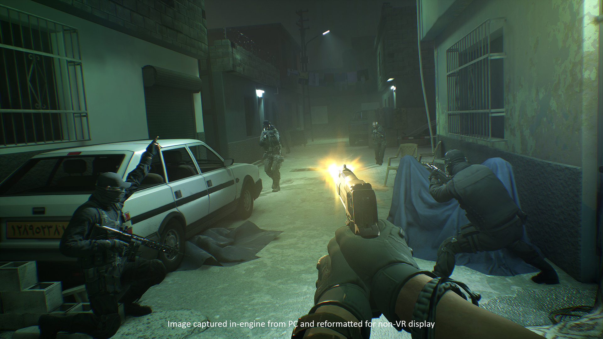 Firewall Zero Hour Free Weekend for PS Plus Members Announced