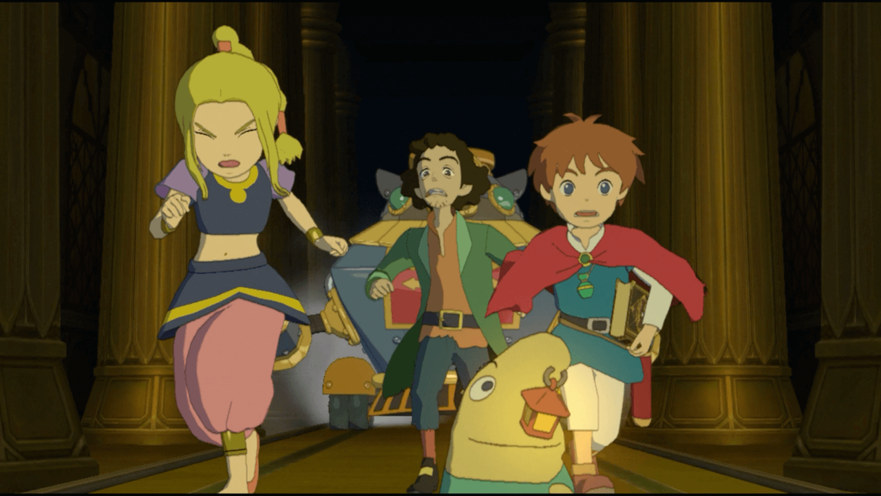 Ni No Kuni: Wrath of the White Witch remaster is incoming