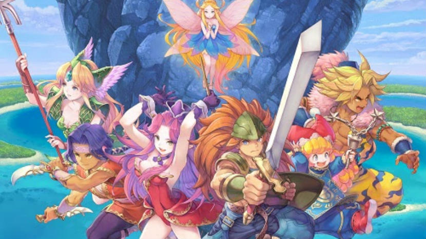Seiken Densetsu 3 is Finally Coming West as Trials of Mana