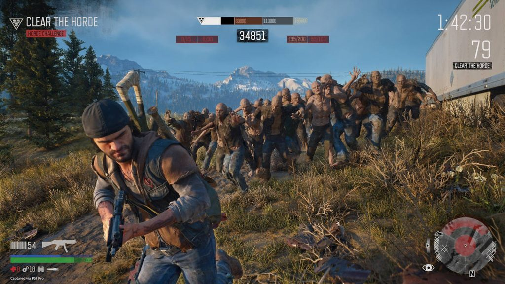 Days Gone Weekly Challenge 5 Adds Another Horde Challenge
