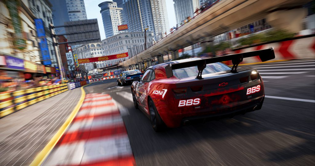 GRID Delay Announced by Codemasters