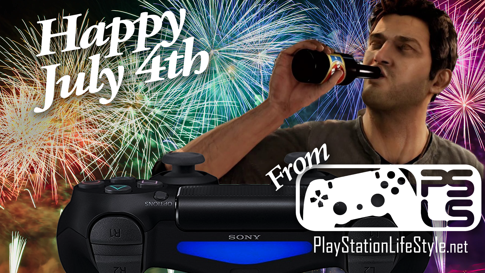 Happy July 4th from All of Us Here at PlayStation LifeStyle
