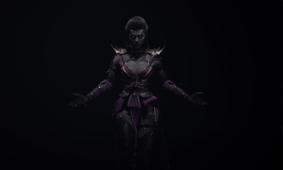 Ed Boon Gives Fans First Look at Mortal Kombat 11 Sindel