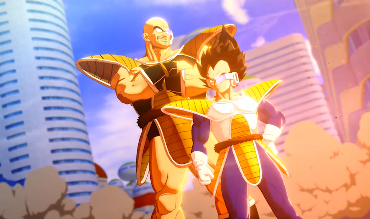 Dragon Ball Z Kakarot Playable Characters Announced