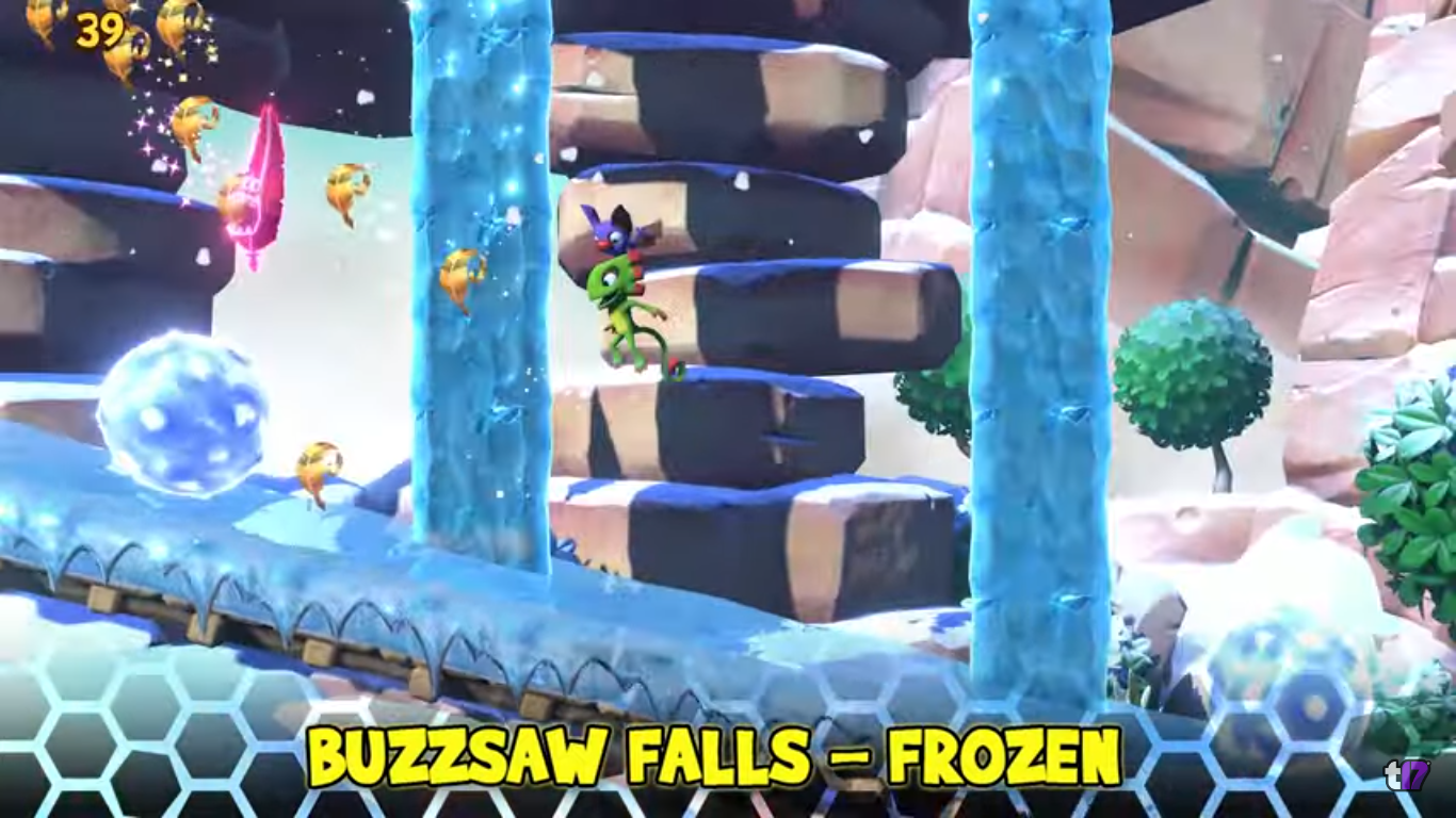 Yooka-Laylee and the Impossible Lair Alternate Level States Detailed
