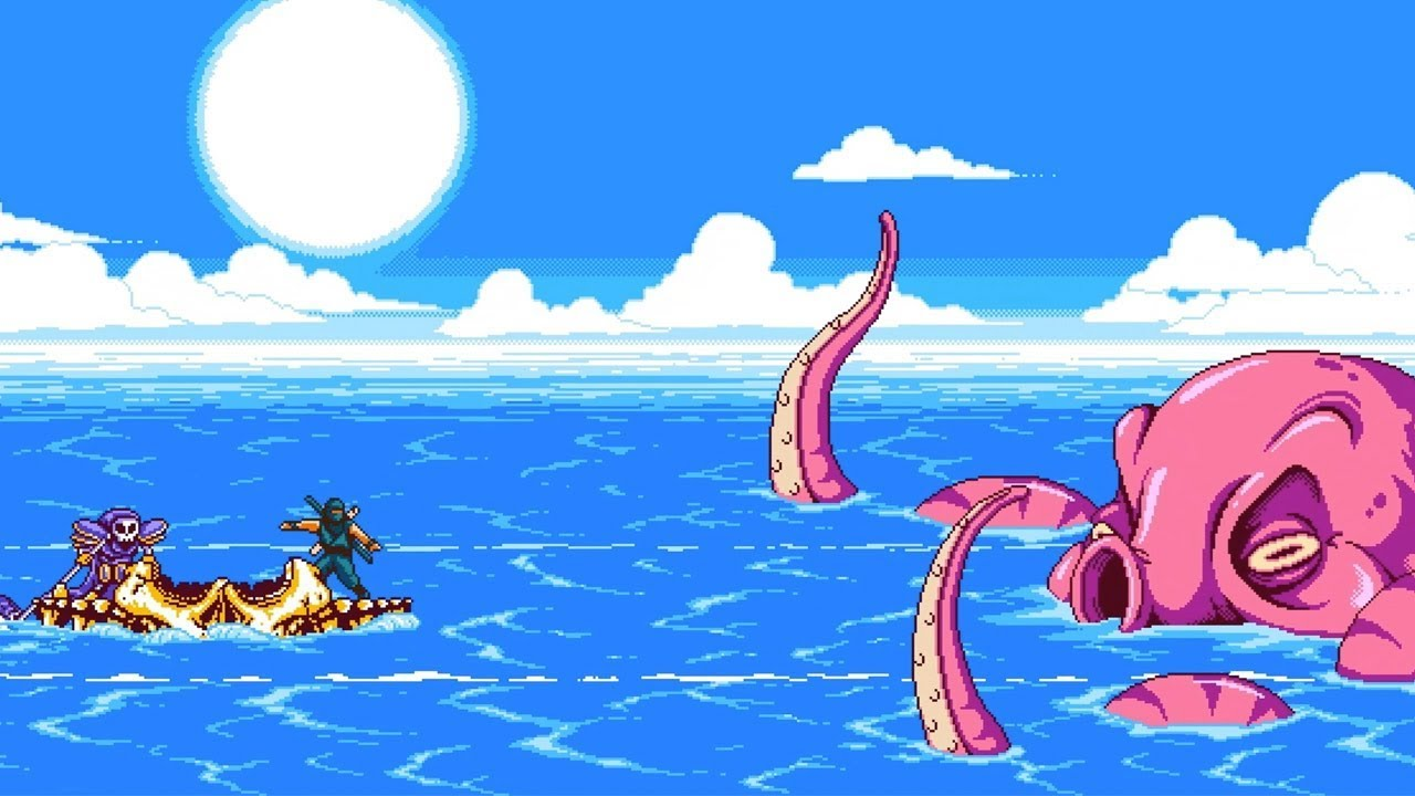 The Messenger Picnic Panic Free DLC is Out Today