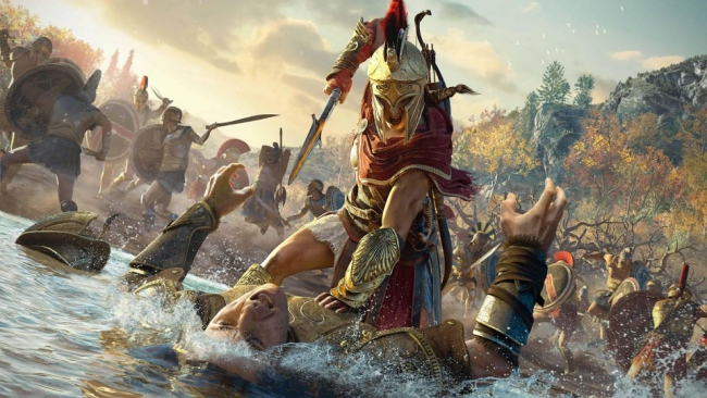 assassins creed odyssey sale