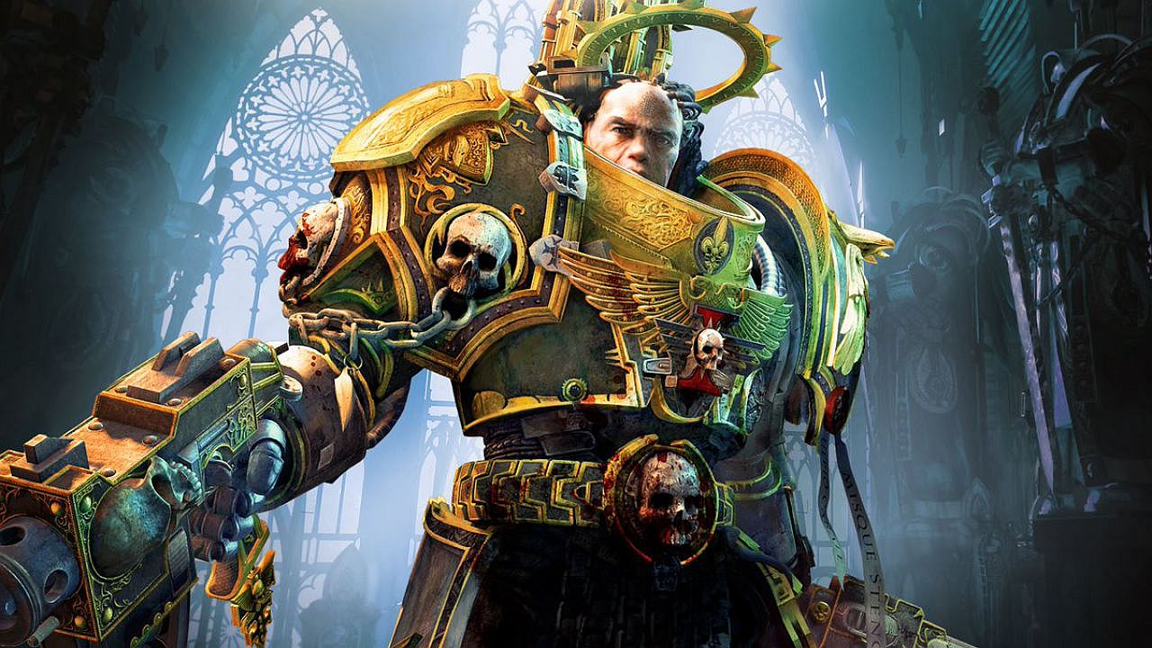 A live-action Warhammer 40,000 TV show is being developed