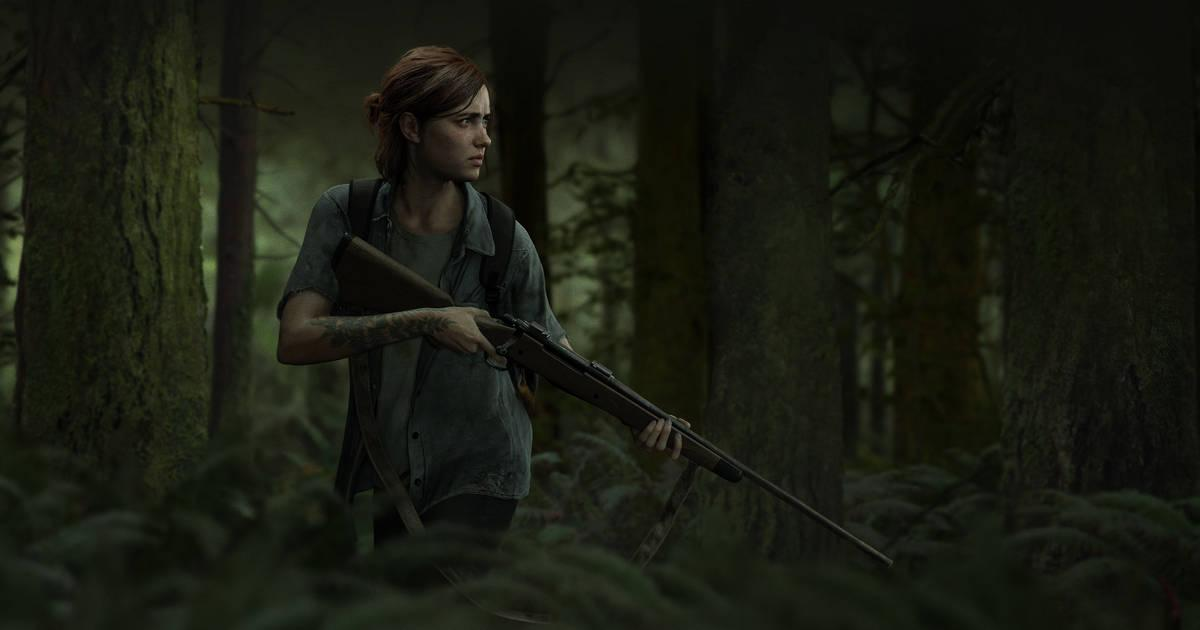 The Last of Us Part 2 Troy Baker