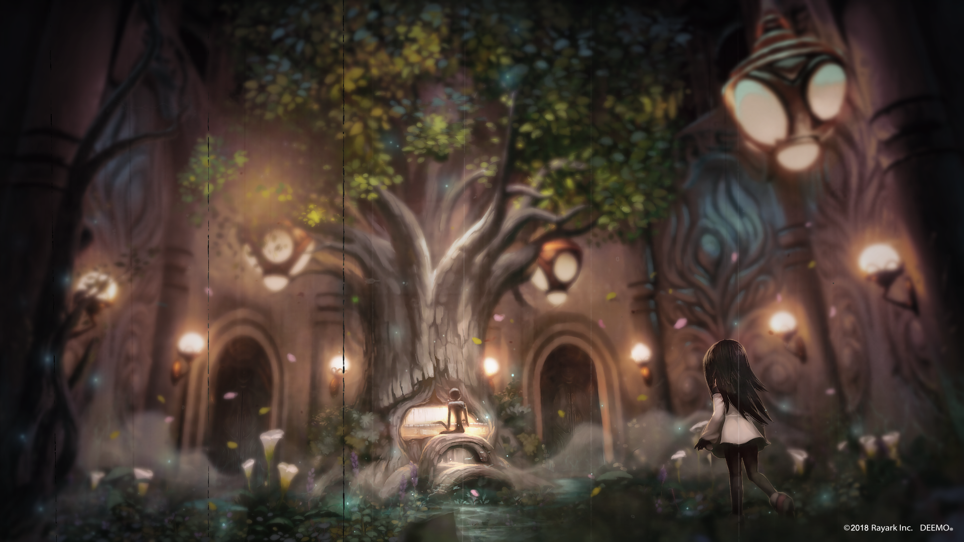 Rhythm Game DEEMO Will be Reborn for PS4 and PSVR in November 2019
