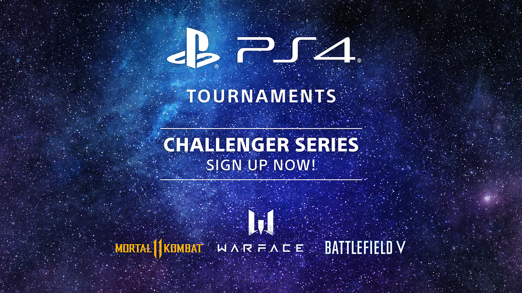 PlayStation and Sony Enter The Esports Arena With PS4 Tournaments Program